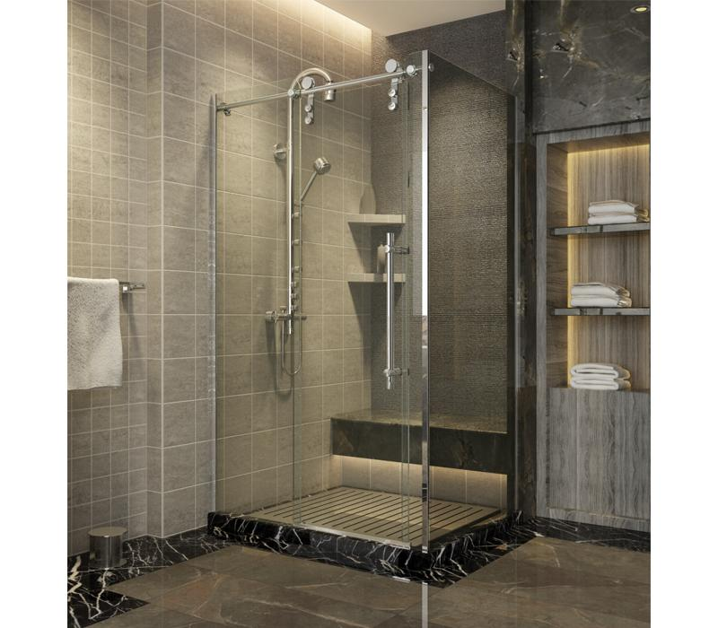 paroi douche fixe avec volet pivotant amazing pare douche pivotant porte de douche new cee a cm. Black Bedroom Furniture Sets. Home Design Ideas