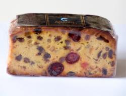 CAKE AUX FRUITS CONFITS KASPIA