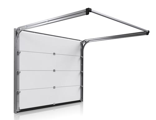Portes sectionnelles plafond smart 42 for Porte garage sectionnelle crawford