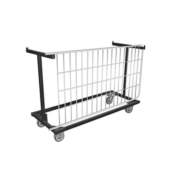 Chariot de transport/stockage grille