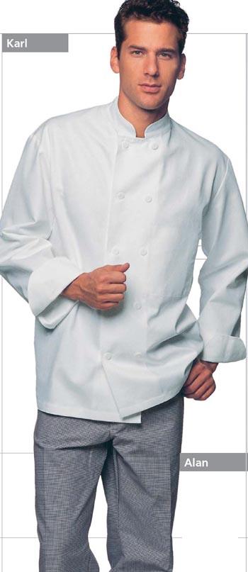 Veste de cuisine for Veste de cuisine brodee