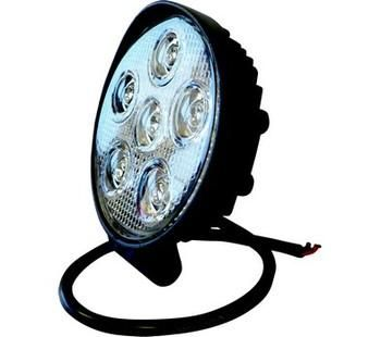 PHARE 6 LED - 18W 1000 LM LONGUE PORTEE