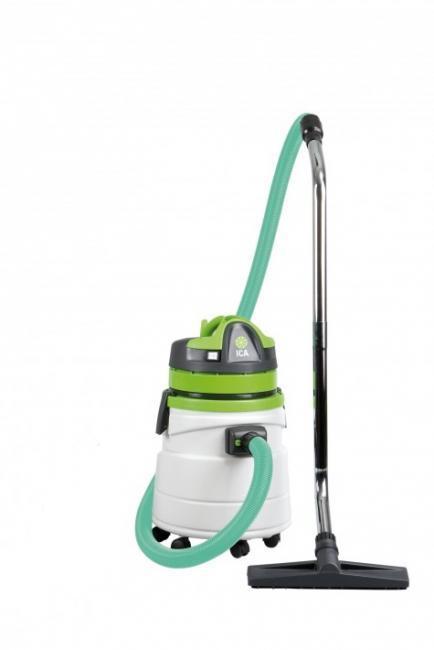 Aspirateur eau et poussières ica gansow ep35