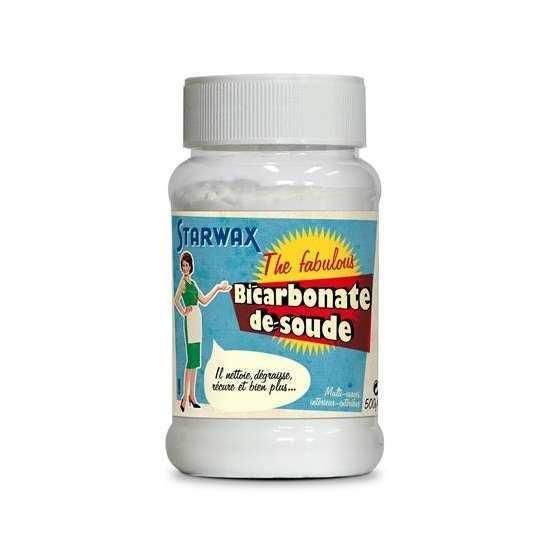 bicarbonate de soude the fabulous 500gr starwax. Black Bedroom Furniture Sets. Home Design Ideas