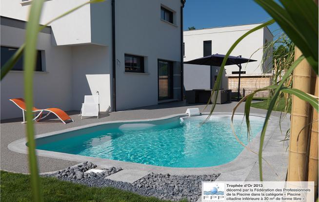 piscine en kit clea. Black Bedroom Furniture Sets. Home Design Ideas