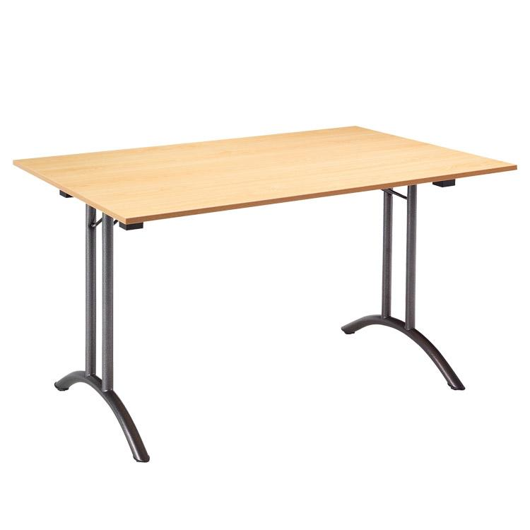 Table pliante gamma comparer les prix de table pliante gamma sur - Table de reception pliante occasion ...