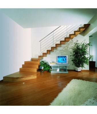 escaliers droits suspendu cassiopee. Black Bedroom Furniture Sets. Home Design Ideas