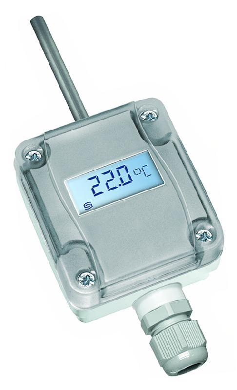 Capteur sonde de temperature exterieur ou locaux humide for Temperature exterieur