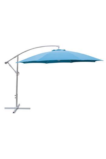 parasol cannes sans pied bleu ciel comparer les prix de. Black Bedroom Furniture Sets. Home Design Ideas