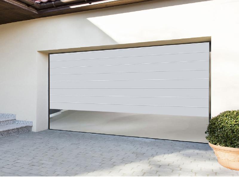 Portes de garage sectionnelles resid - Fournisseur porte de garage sectionnelle ...