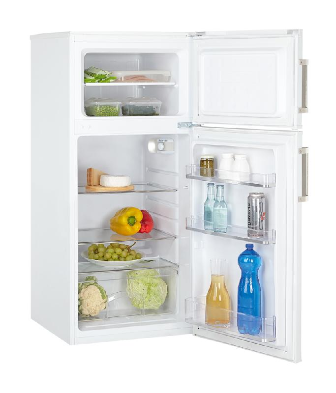 candy refrigerateur 2 portes ccds5122wh ccds 5122 wh. Black Bedroom Furniture Sets. Home Design Ideas