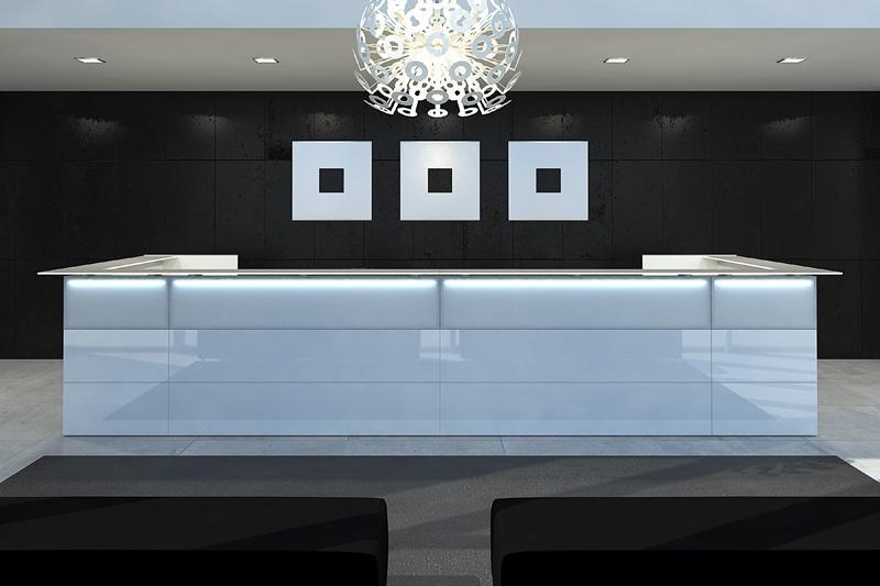 romy produits banques d 39 accueil. Black Bedroom Furniture Sets. Home Design Ideas