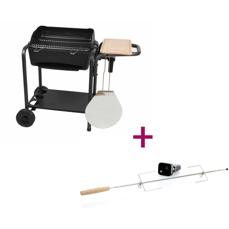Barbecue four tous les fournisseurs de barbecue four - Barbecue avec tournebroche ...