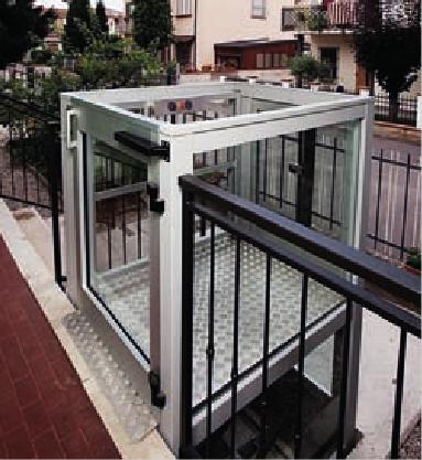Elevateur maison individuelle - Ascenseur pour maison individuelle ...
