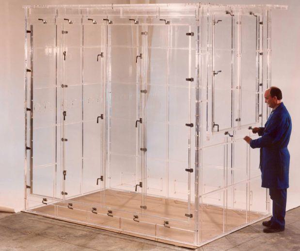 Enceintes de decontamination tous les fournisseurs for Fournisseur materiel restauration rapide
