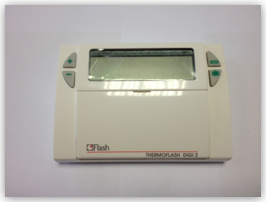Thermostat thermoflash digi 2 filaire - Thermoflash digi 2 ...