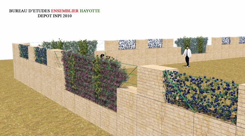 colonne metallique pour plantes grimpantes. Black Bedroom Furniture Sets. Home Design Ideas