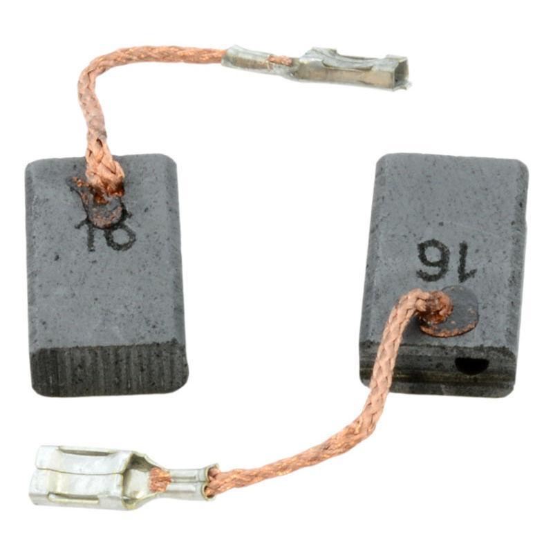 Balais de Charbon pour Bosch GWS 20-230 H 6,3x16x22mm