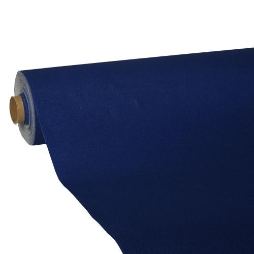Nappes de tables comparez les prix pour professionnels - Nappe bleu fonce ...