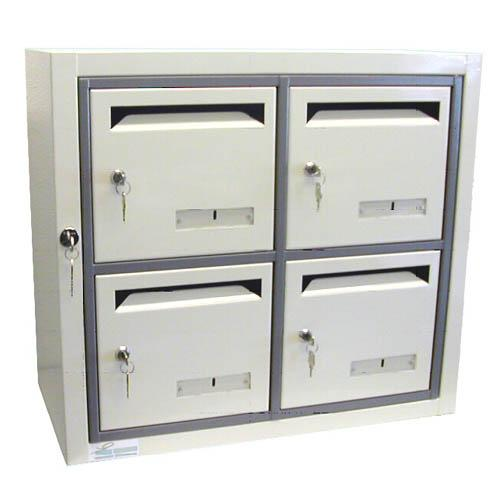 boites aux lettres pour l 39 interieur modele gamma ligne tradition. Black Bedroom Furniture Sets. Home Design Ideas
