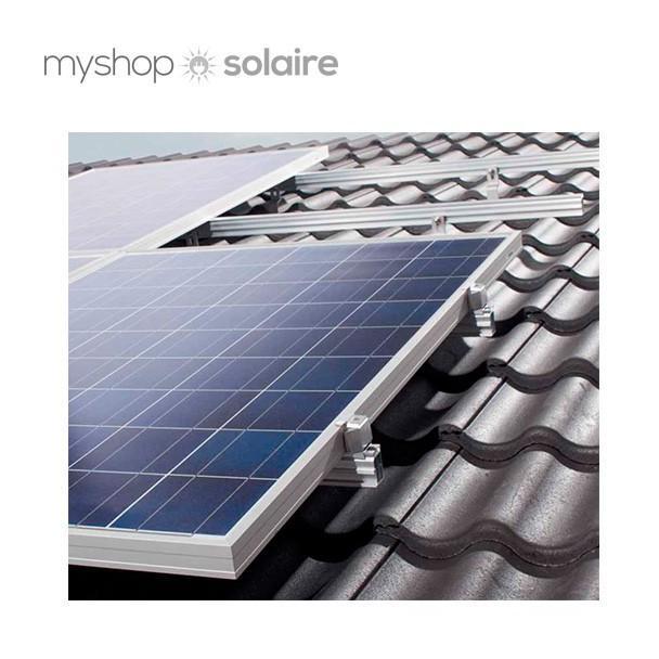 equipement pour panneau solaire comparez les prix pour professionnels sur page 1. Black Bedroom Furniture Sets. Home Design Ideas
