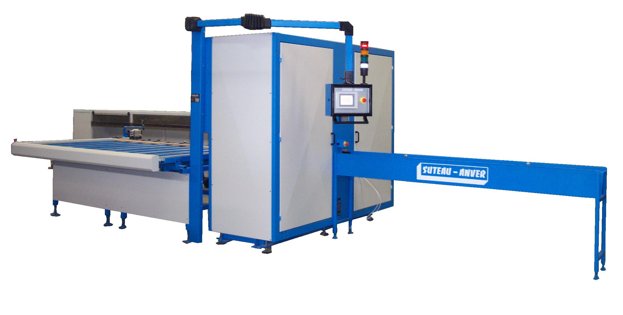 Machine pour petits bois et parecloses