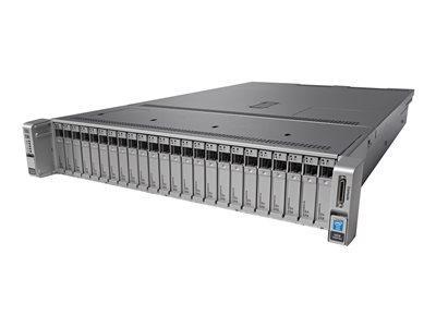 CISCO UCS SMARTPLAY SELECT C240 M4S STANDARD 3 - SERVEUR - MONTABLE SUR RACK - 2U - 2 VOIES - 2 X XEON E5-2630V4 / 2.2 GHZ - RAM 32 GO - SATA/SAS - HOT-SWAP 2.5