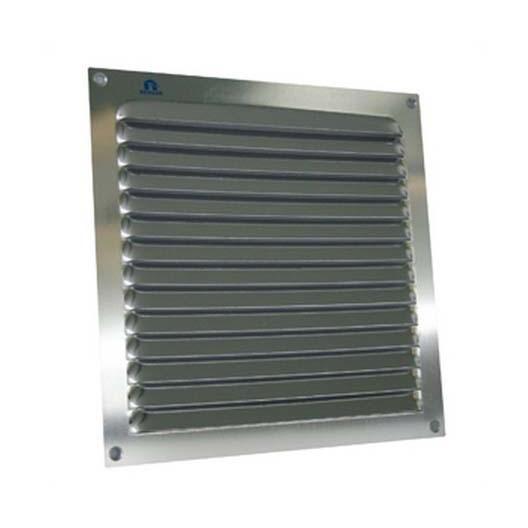 Grille d 39 a ration aluminium 200x250 mod le 436 renson ventilation comparer les prix de grille d - Grille de ventilation aluminium ...