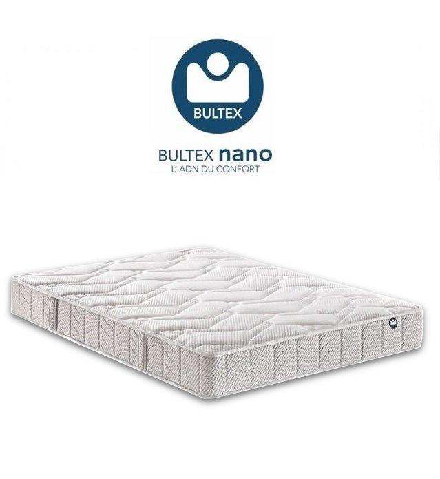 bultex matelas 110 200 cm i novo 910 paisseur 22 cm comparer les prix de bultex matelas 110. Black Bedroom Furniture Sets. Home Design Ideas
