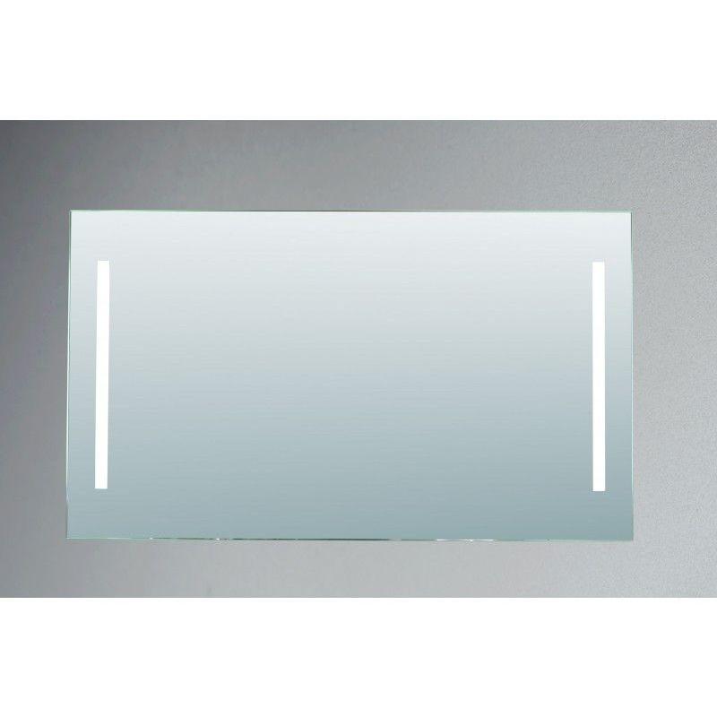 Miroir lumineux salle de bains tous les fournisseurs de for Miroir lumineux 90 cm