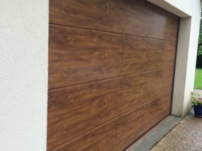 Porte de garage sectionnelle 78 superior 42 - Fournisseur porte de garage sectionnelle ...