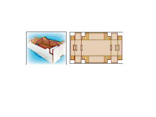 quelle colle pour le carton ondul conception carte lectronique cours. Black Bedroom Furniture Sets. Home Design Ideas