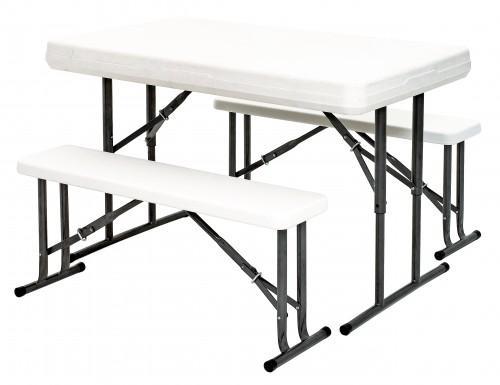 table plastique. Black Bedroom Furniture Sets. Home Design Ideas