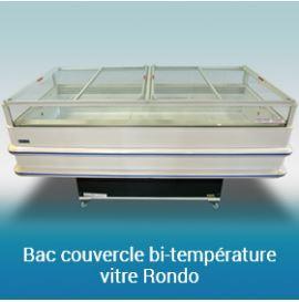 BAC BI-TEMPÉRATURES RONDO 1,50M / 2M - OPTION LEDS