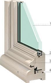 Fenêtres En Bois Tous Les Fournisseurs Fenêtre Bois Double