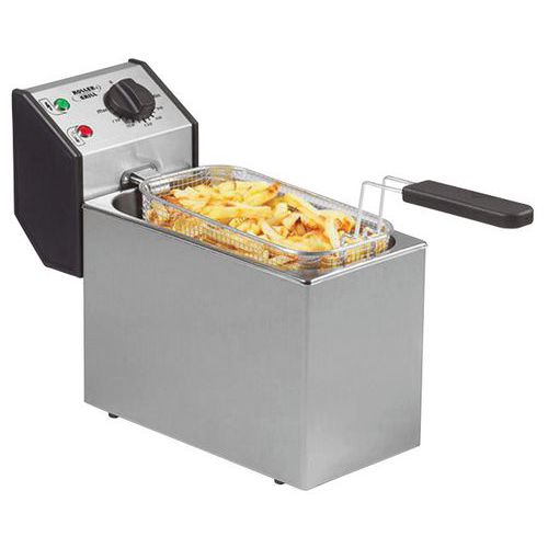 FRITEUSES PRO ROLLER GRILL FD 50
