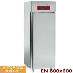 Armoire de fermentation controlée, 1 porte, 20 niveaux en 600x800 (ou) 40x en 600x400 dim. 790x1000xh2025 - cf1n/f86