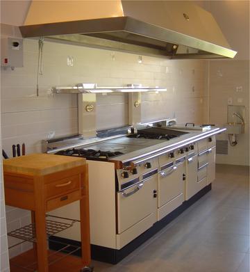 Fourneaux de cuisine professionnel fourneau professionnel for Produit cuisine professionnel