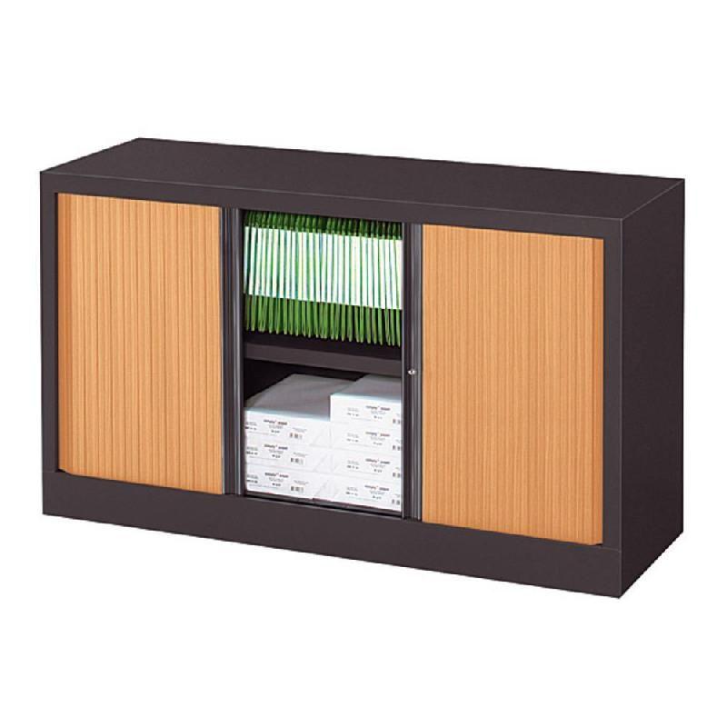 Jpg armoire m tal monobloc nf environnement a rideaux for Rideaux cuisine 70 x 120