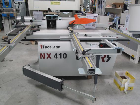 Combinee 5 operations nx 410 pro robland