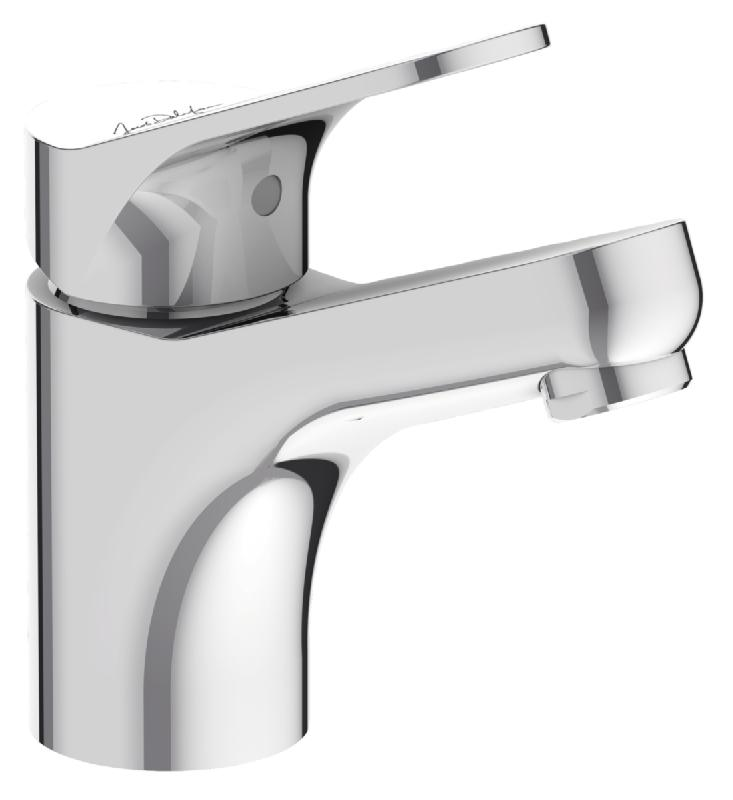 mitigeur brive lavabo sans vidage 5l min ref e75762cp. Black Bedroom Furniture Sets. Home Design Ideas