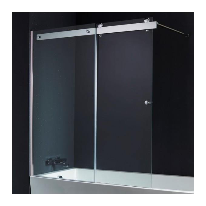 Accessoires de baignoires comparez les prix pour professionnels sur page 1 Pare baignoire coulissant