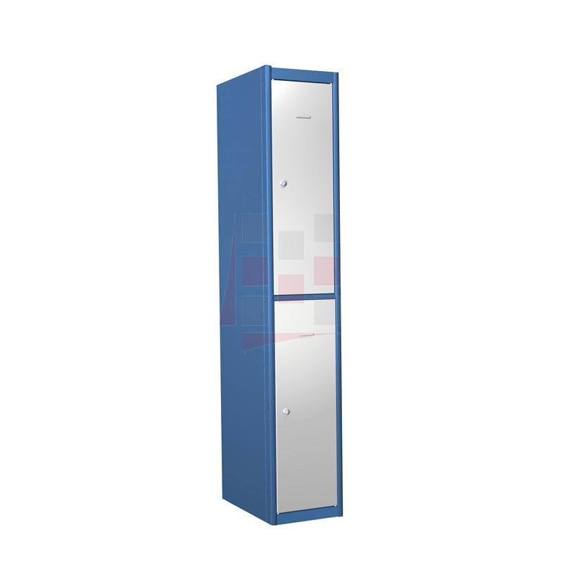 Armoire vestiaire comparez les prix pour professionnels - Armoire vestiaire metal 2 portes ...