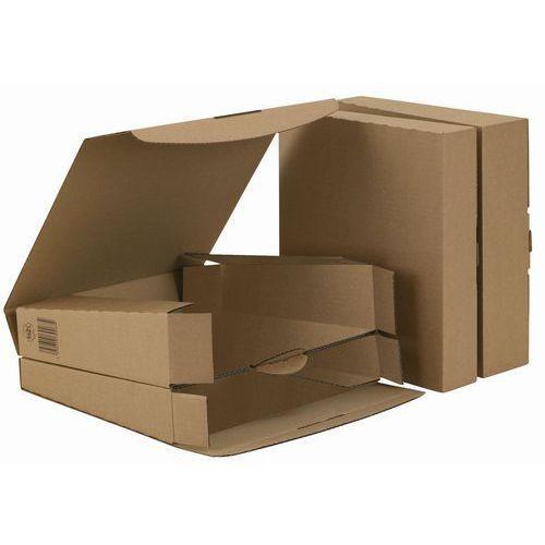 bo te d 39 exp dition carton pour classeur languette comparer les prix de bo te d 39 exp dition. Black Bedroom Furniture Sets. Home Design Ideas
