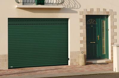 Portes de garage a enroulement tous les fournisseurs for Porte garage en aluminium