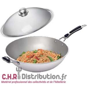 sauteuse wok pour induction. Black Bedroom Furniture Sets. Home Design Ideas