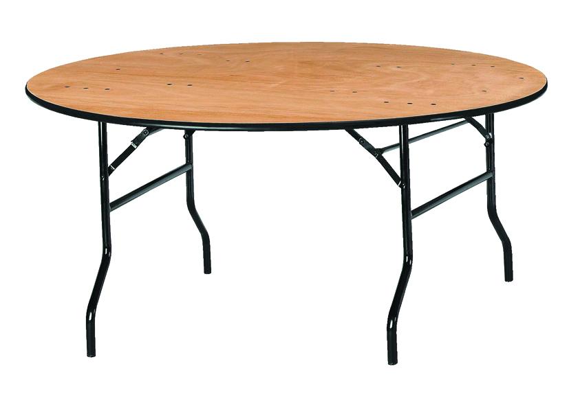 table pliante tarragone ronde. Black Bedroom Furniture Sets. Home Design Ideas