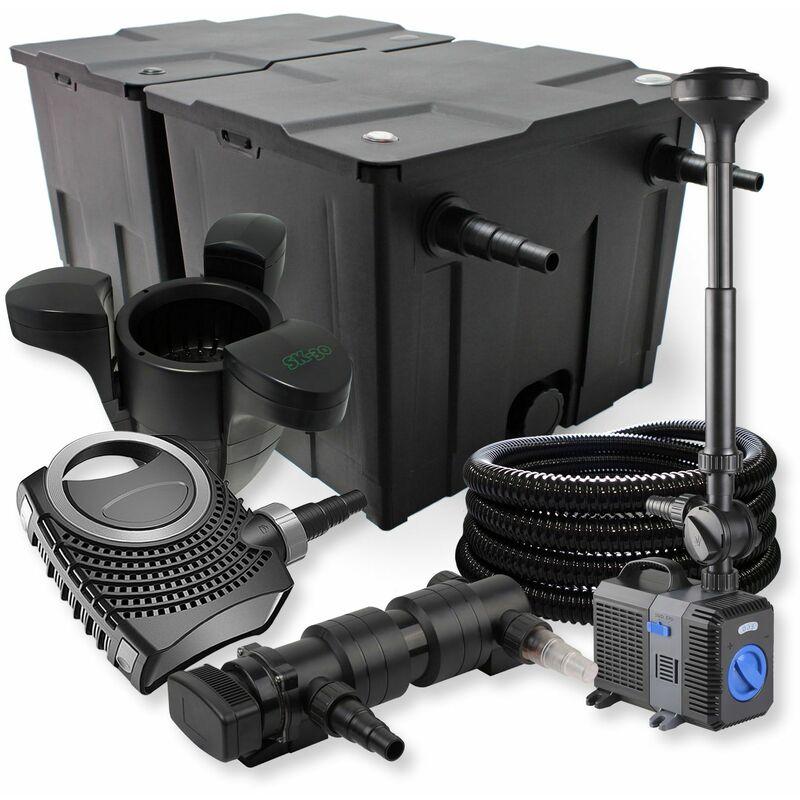 Filtres pour bassin wiltec achat vente de filtres pour for Kit filtration bassin