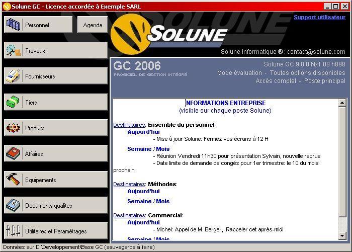 logiciel de gestion commerciale  logiciel open source gestion commerciale  outils gestion