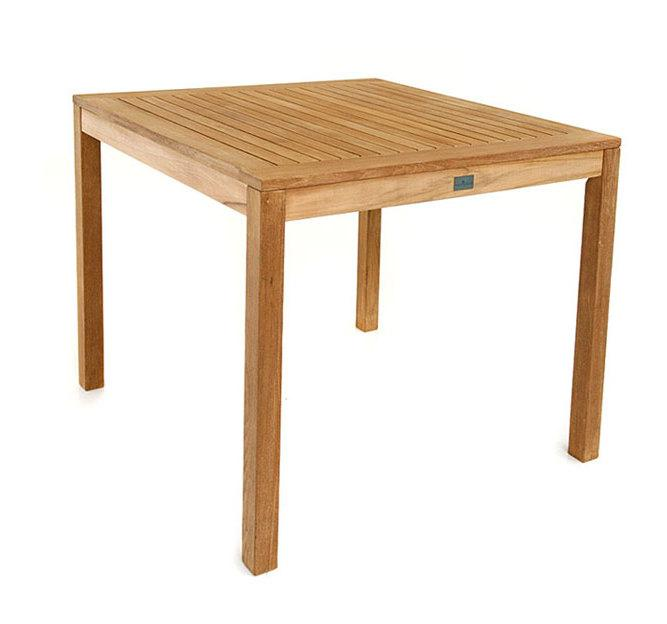 Table d 39 ext rieur gecko jardin achat vente de table d for Table exterieur teck massif